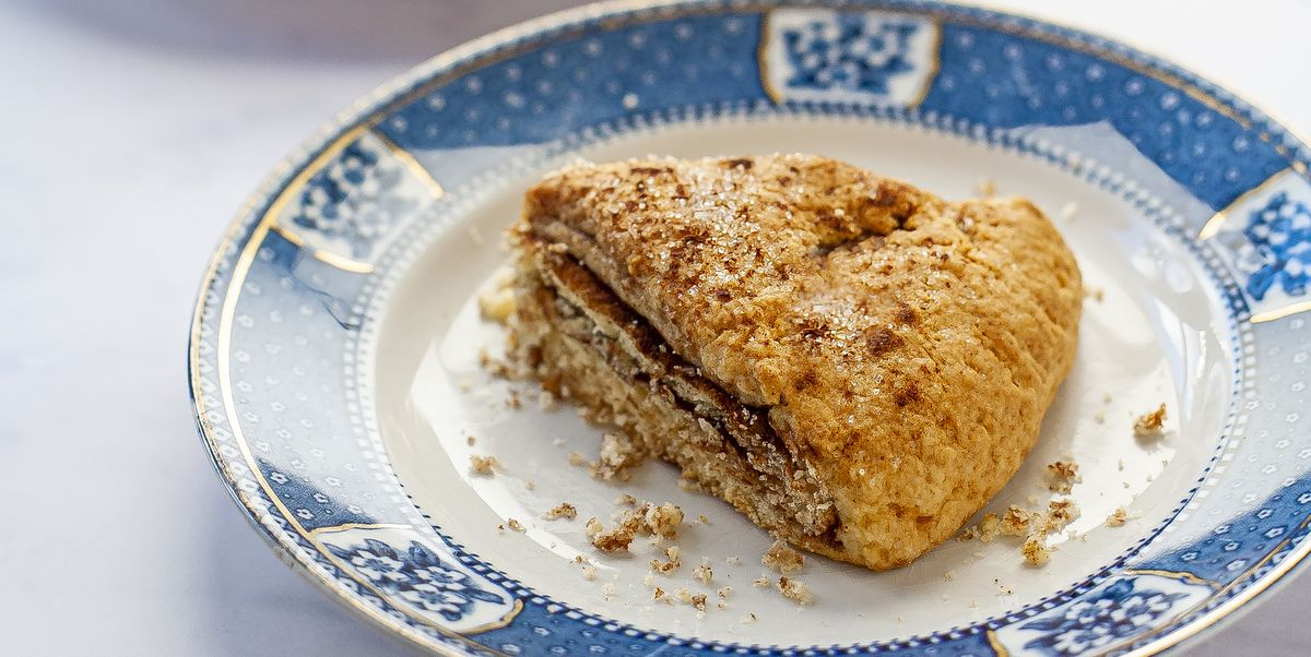 Layered Cinnamon Scones Recipe