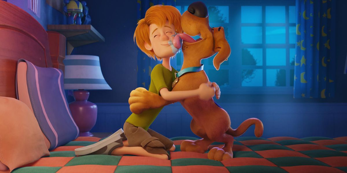 When did scooby doo come out