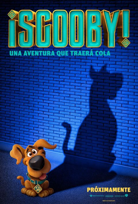 ¡Scooby! Trailer y Póster - Nueva Película Animación Scooby Doo