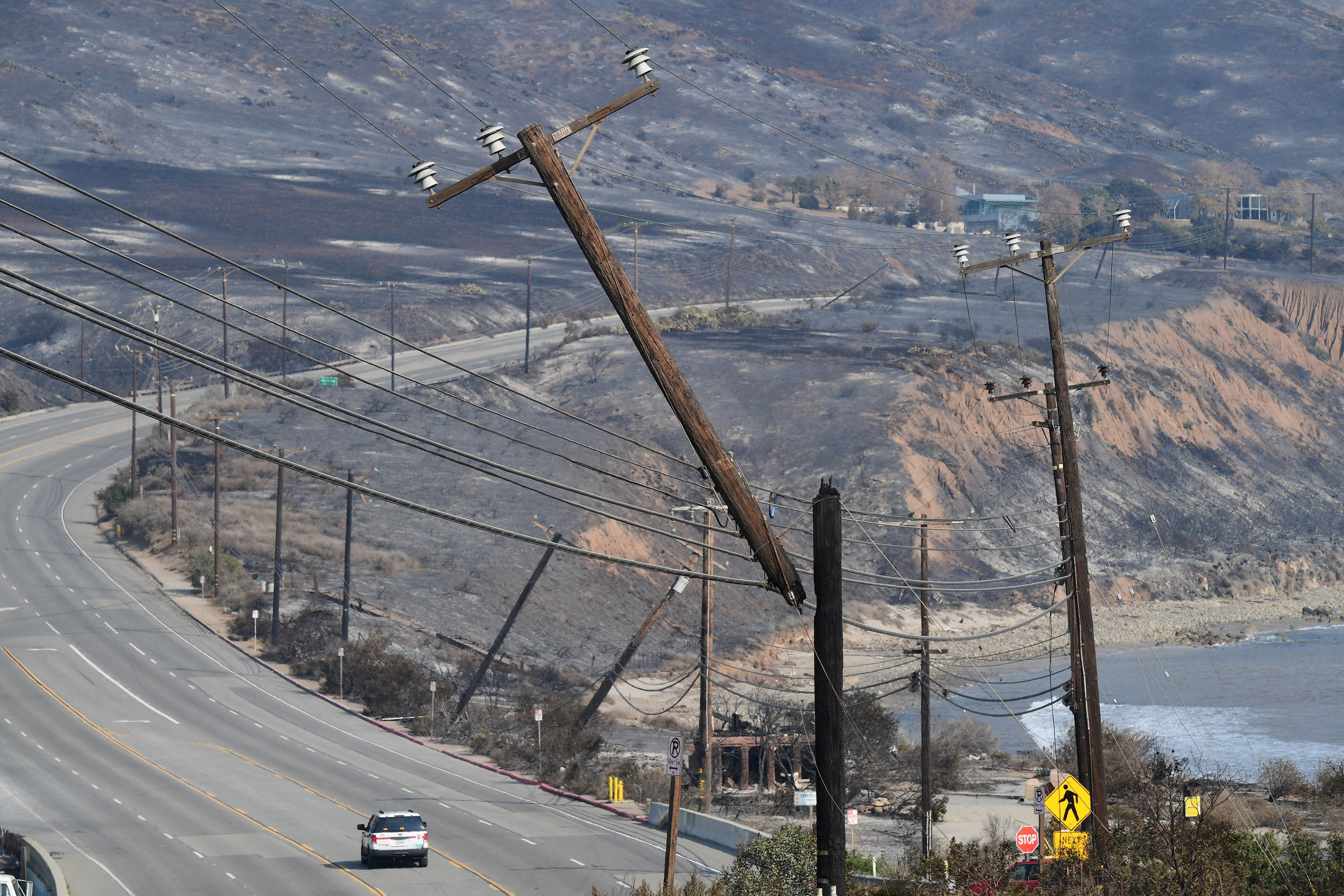 California's Largest Energy Utility Is Shutting Off Power Across the State