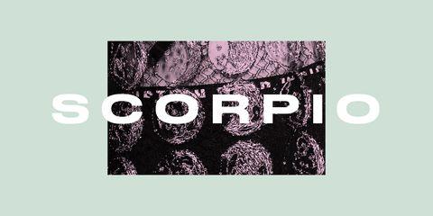 Scorpio Monthly Horoscope Free & Exclusive | Elle UK