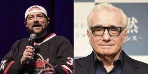 Kevin Smith responde a Scorsese Marvel