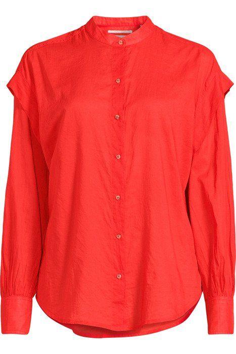 scotch soda hooggesloten rode blouse