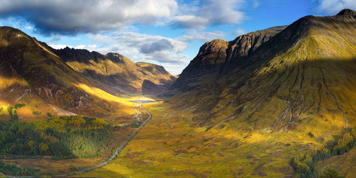 12 of the best road trips in the UK