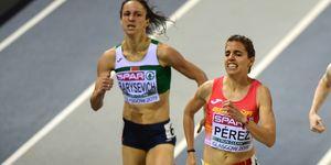 European Indoor Athletics Championships - Day 1
