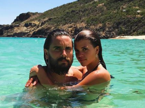 7d84550903 Here's a Complete Timeline of Scott Disick and Sofia Richie's Relationship