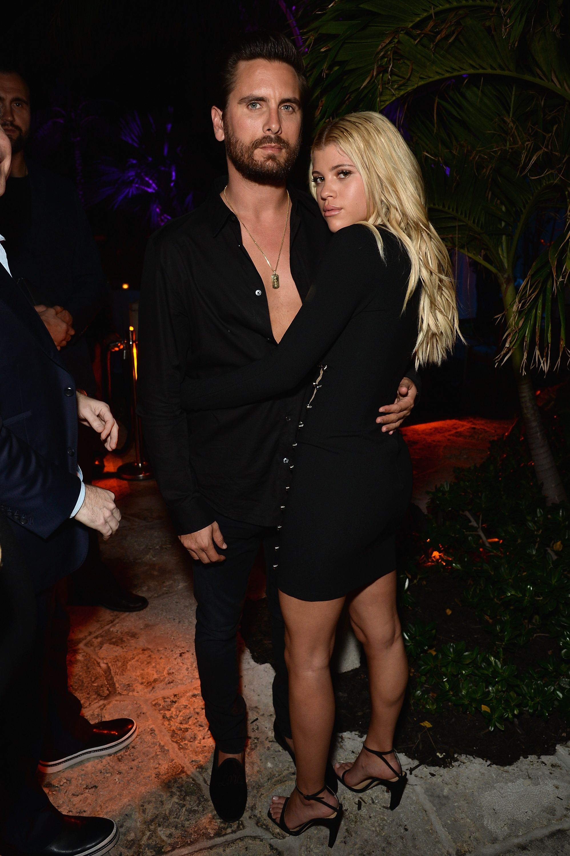 Image result for sofia richie scott disick