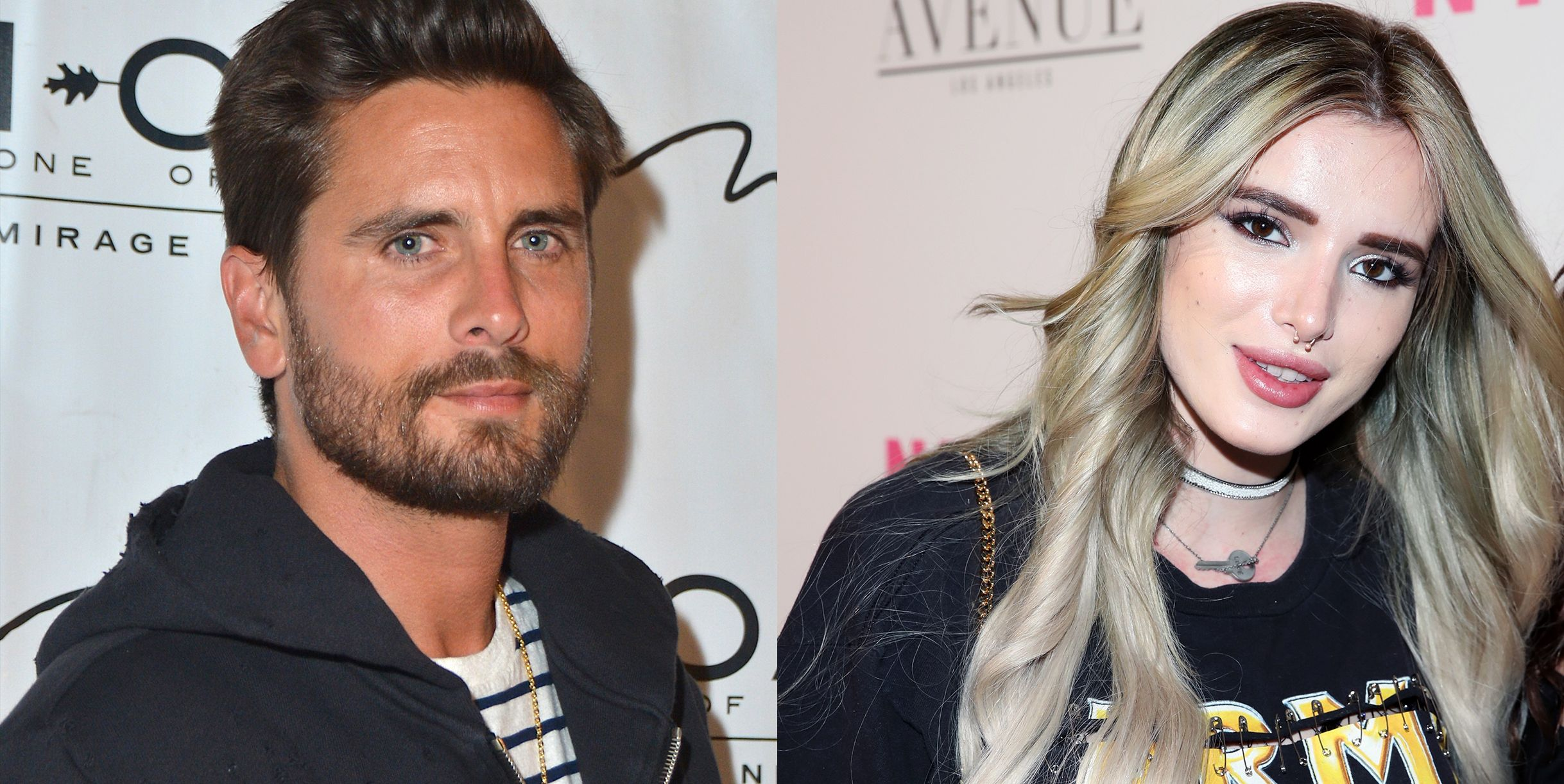 Scott Disick Hung Out With An Ex After Arriving in Cannes with Bella Thorne