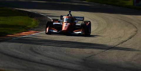 indycar series road america