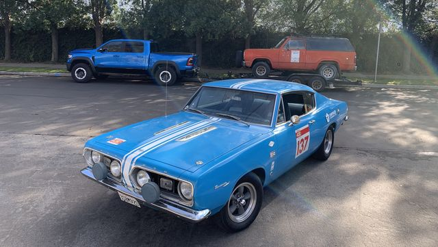 scott harvey's cars