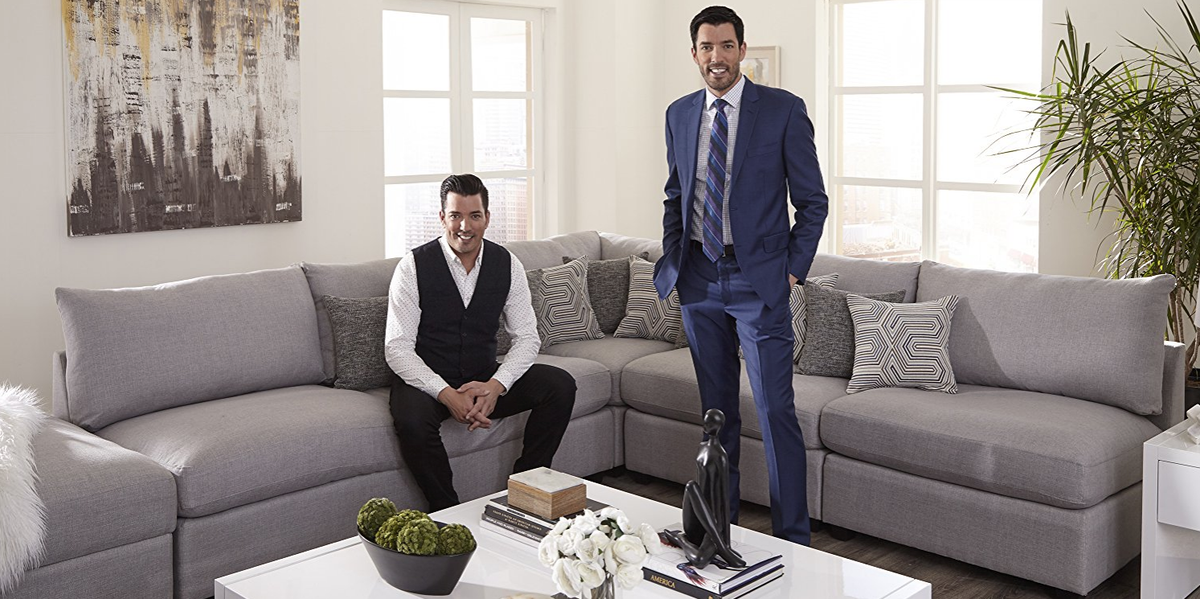 Property Brothers Drew And Jonathan Scott S Home Line Is