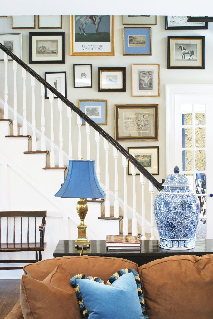 Home Gallery Wall Ideas 25 Stylish And Sophisticated Home Gallery Walls