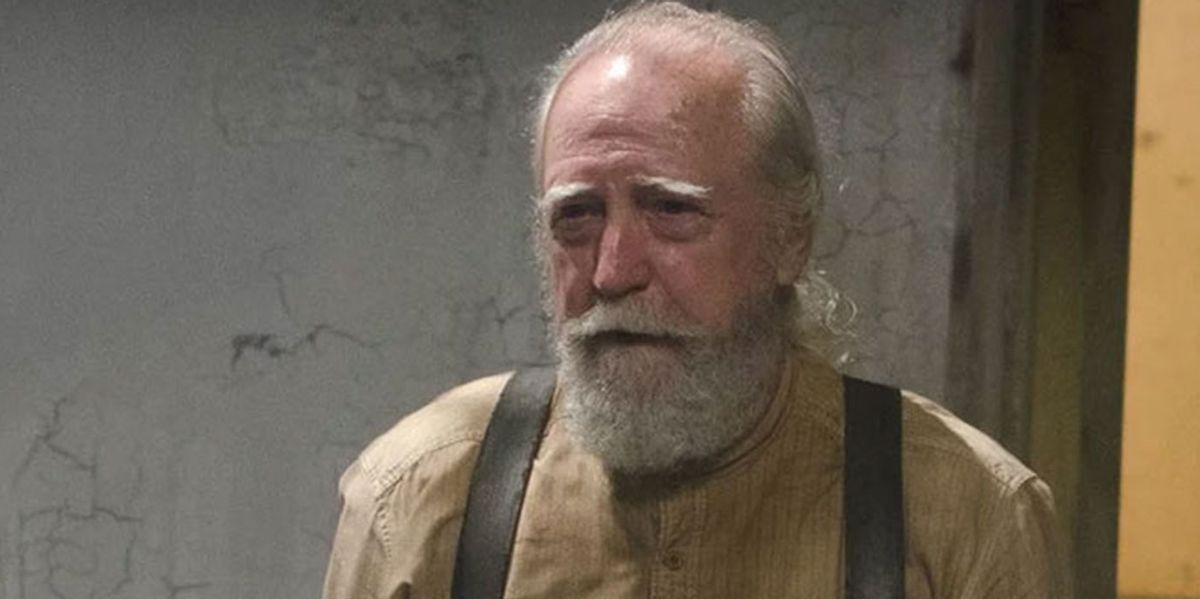 Ha Muerto Scott Wilson De The Walking Dead Pero Le Veremos En La Temporada 9