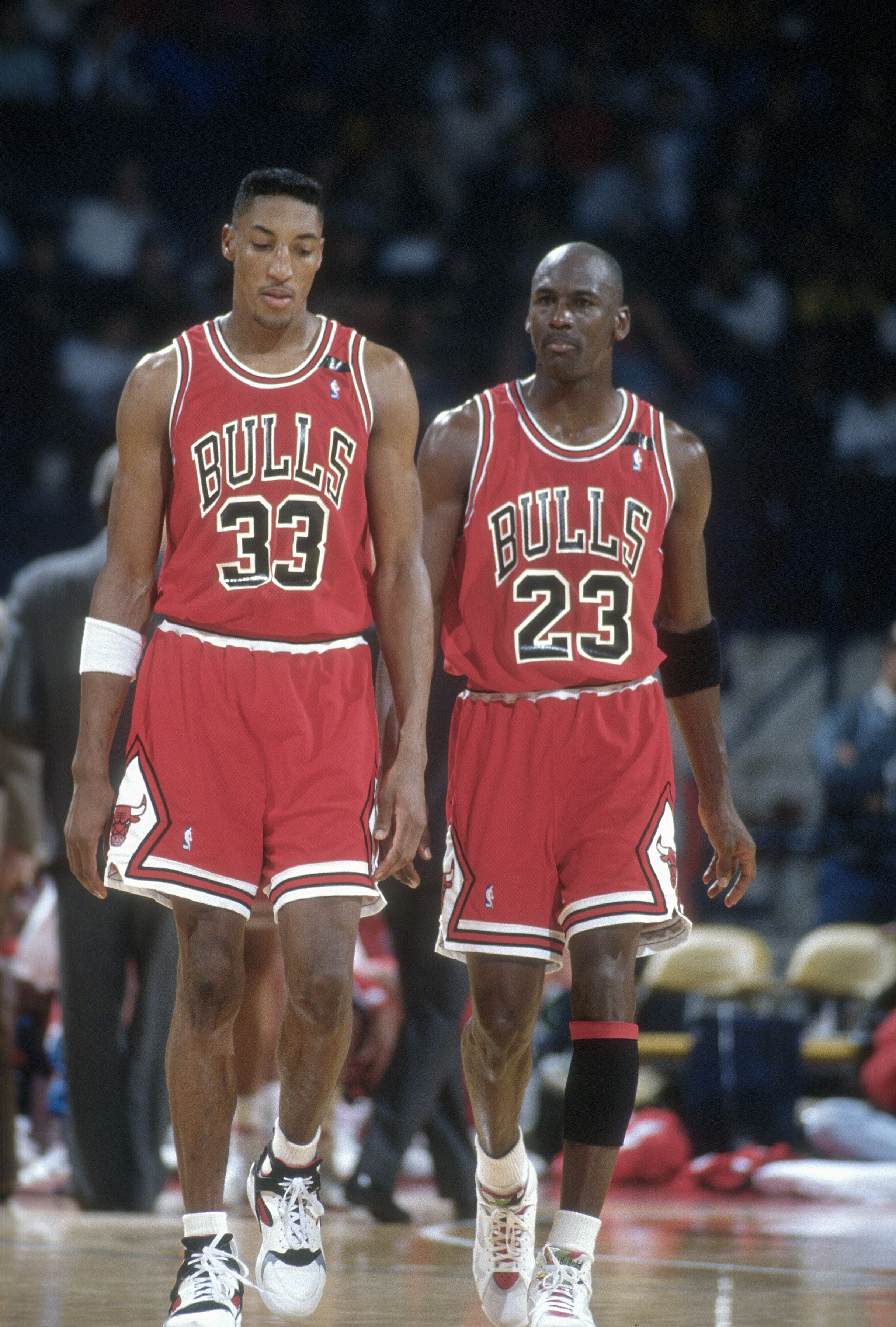 Scottie Pippen Reacts to 'The Last