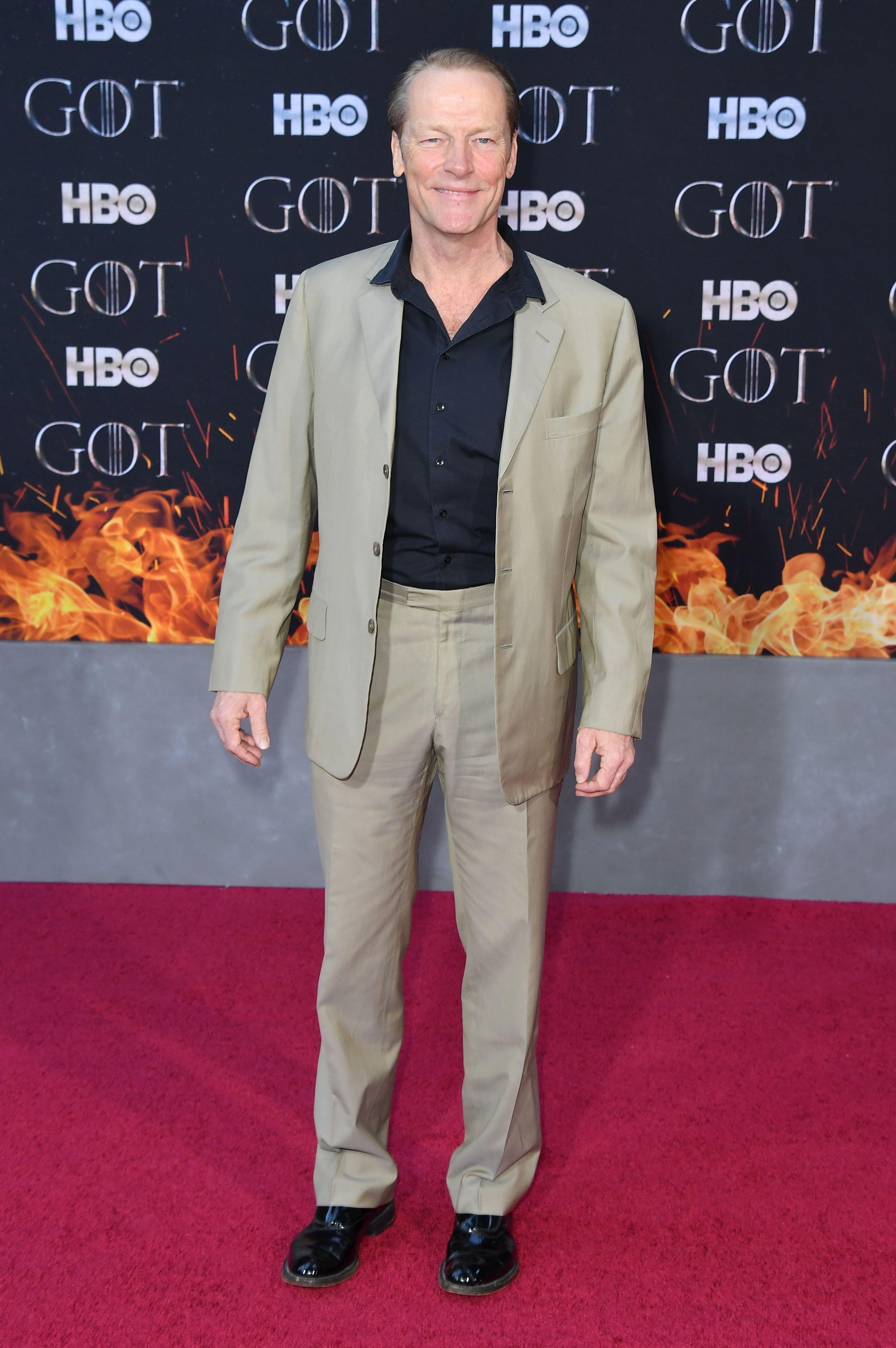 Iain Glen (Jorah Mormont