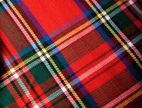 How To Decorate With Tartan At Home Plaid