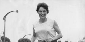 Dale Greig, primera plusmarquista mundial de maratón