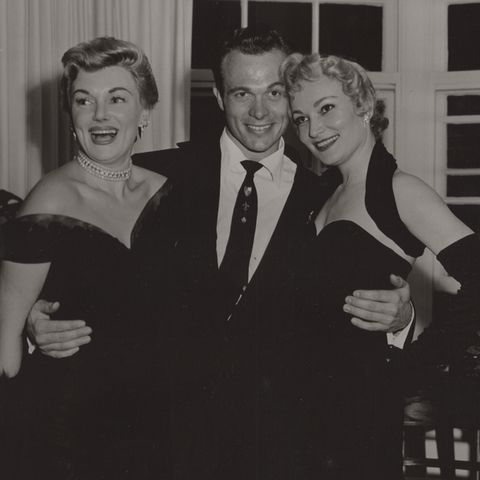 scotty bowers and two women