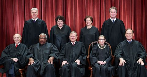 A Veteran Supreme Court Justice Cited a Debunked Planned Parenthood Smear in an Opinion