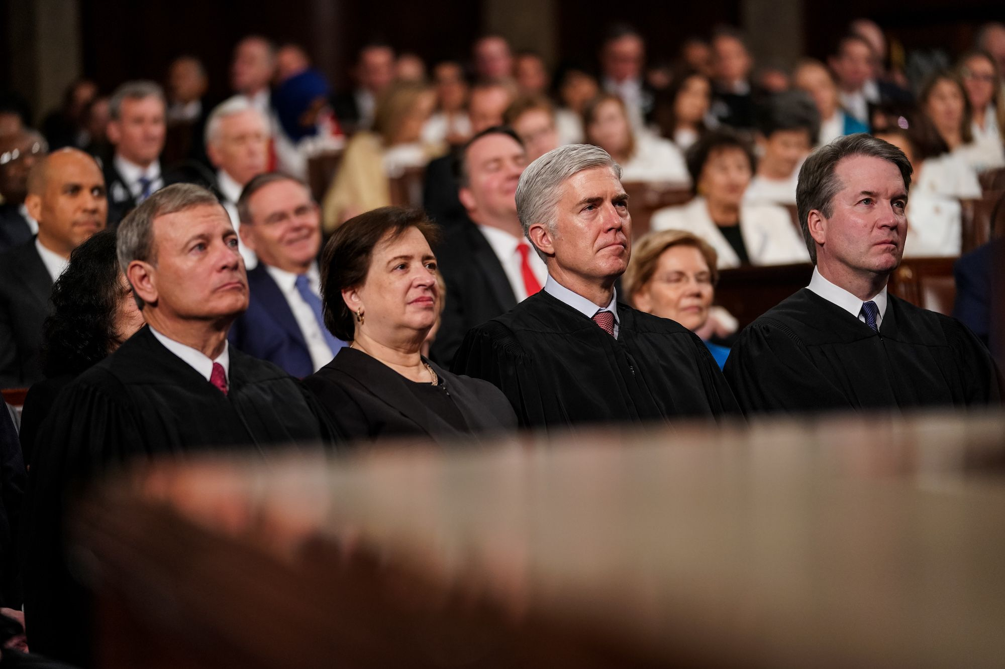 Justice Brett Kavanaugh Could Actually Do Some Good This Supreme Court Term. Will He?