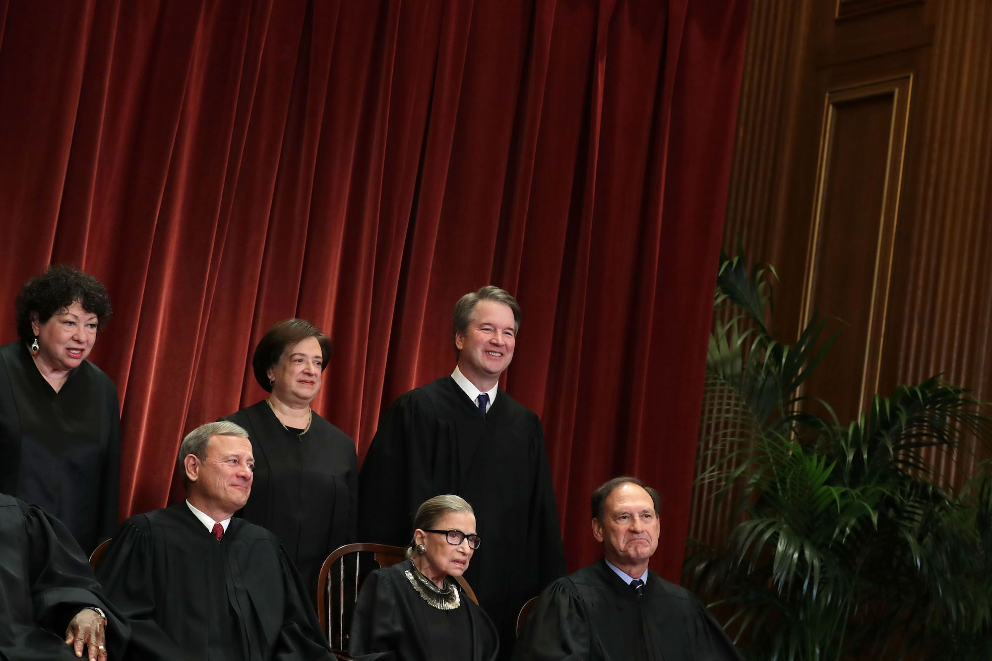 Justice Sotomayor Impaled Justice Kavanaugh on His Own Previous Rulings