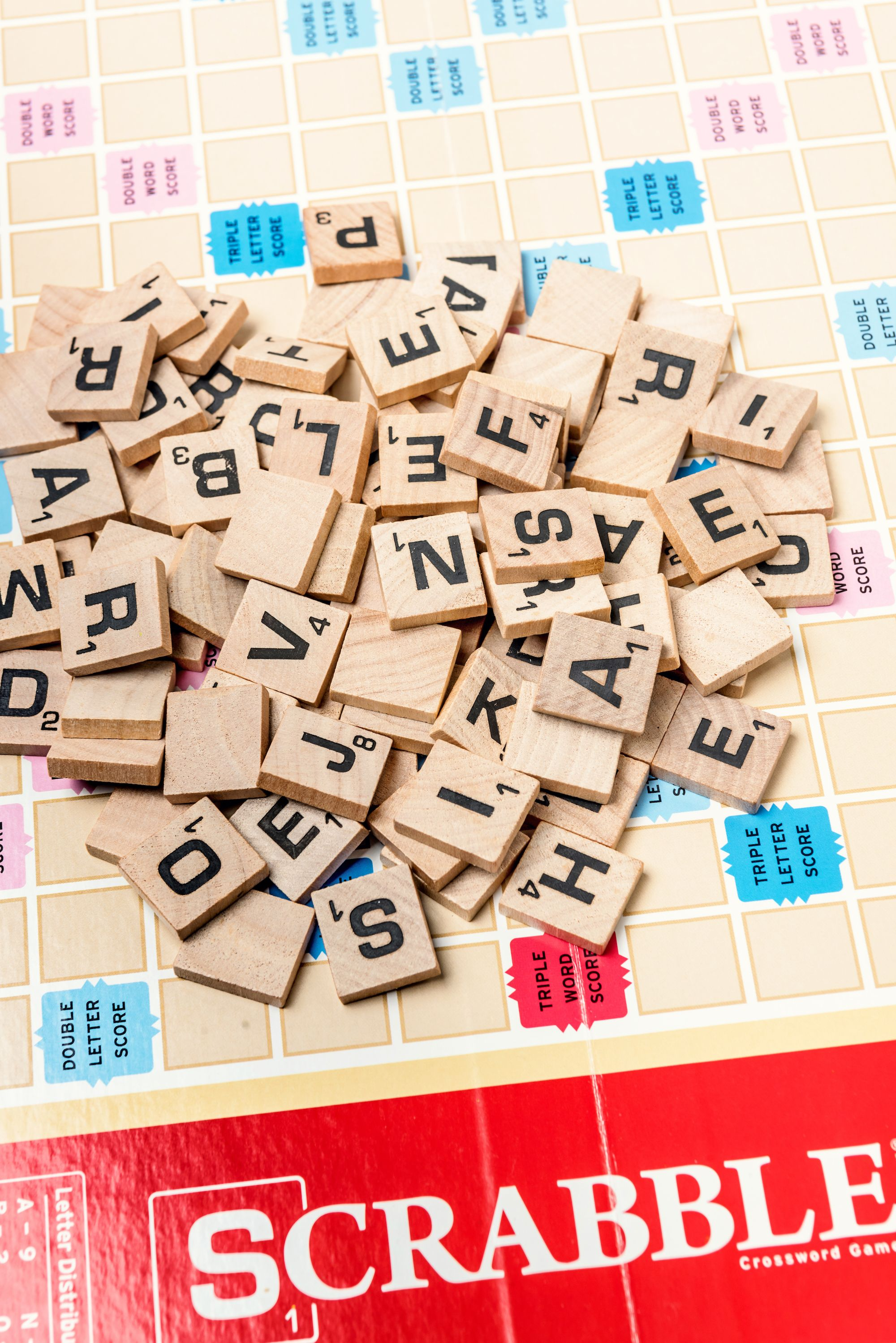 20 Scrabble Tips National Scrabble Day 2018