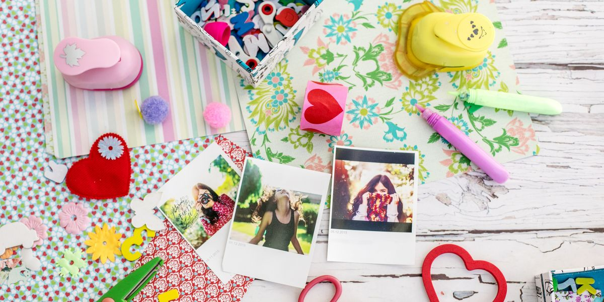 20 Easy Scrapbooking Ideas to Preserve Your Memories