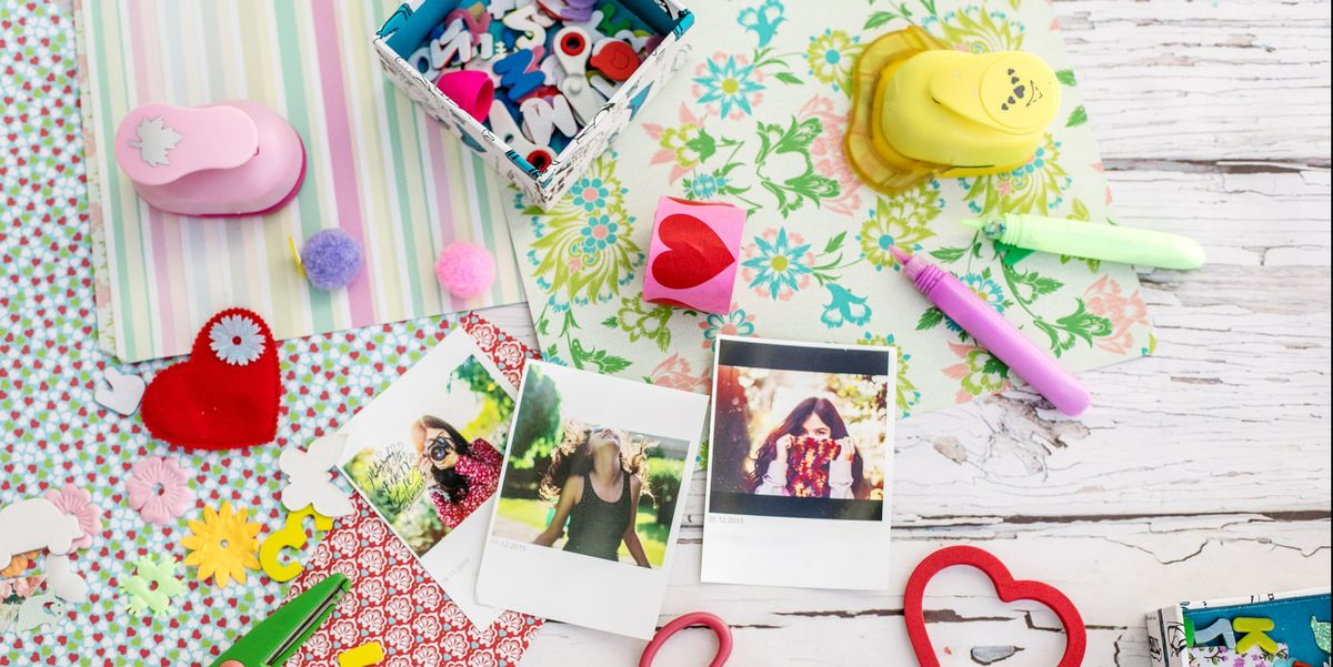 20 Easy Scrapbooking Ideas to Preserve Your Memories