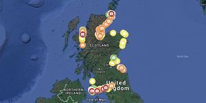 SCRAPbook - Scotland beaches - litter - Google Maps