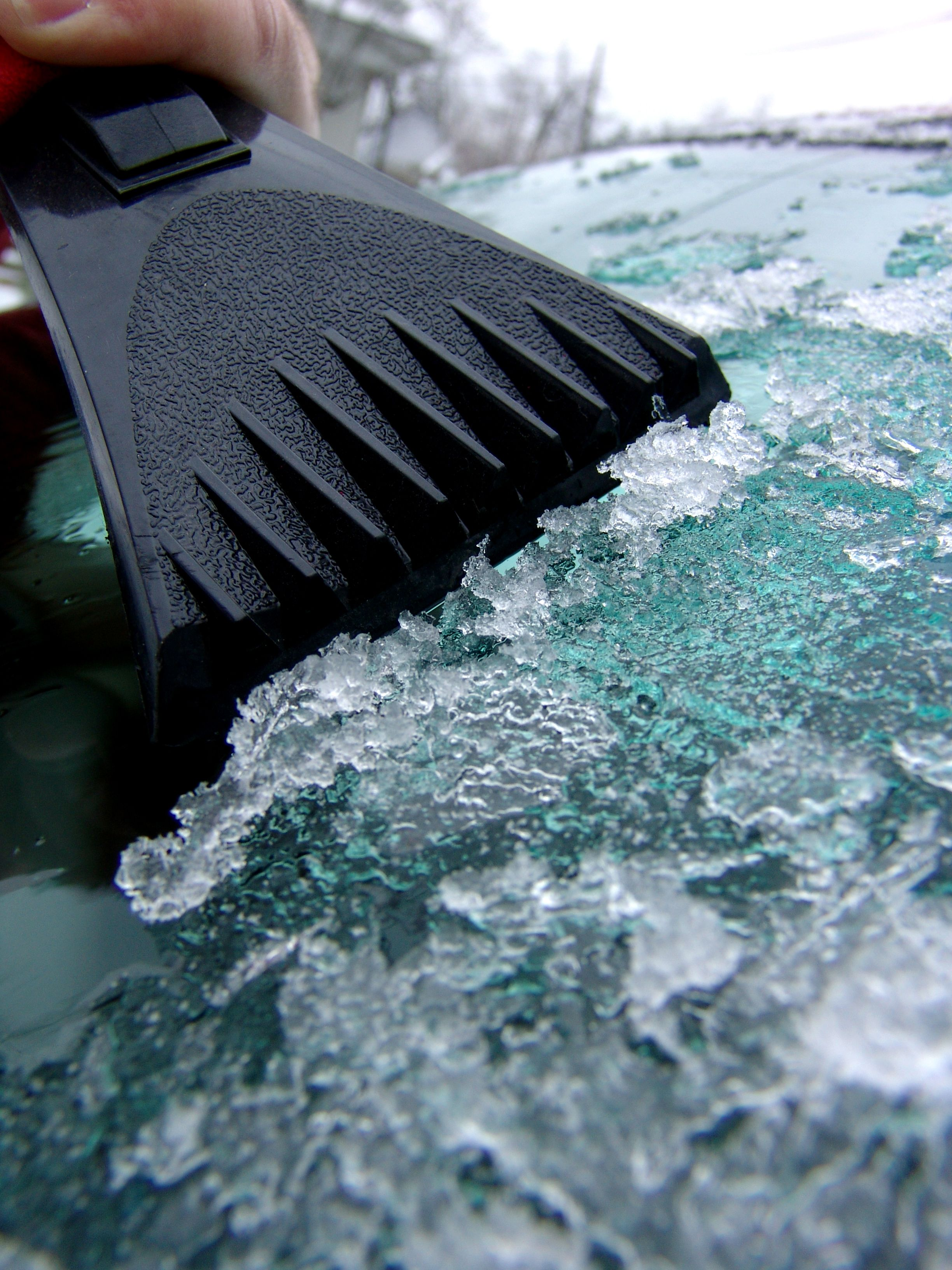 New Anti-Ice Coating Could Prevent Frozen Cars and Pipes