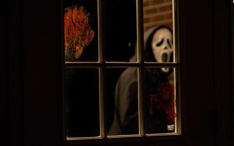 Scream estará en la selección de películas de terror de Amazon Prime para Halloween.