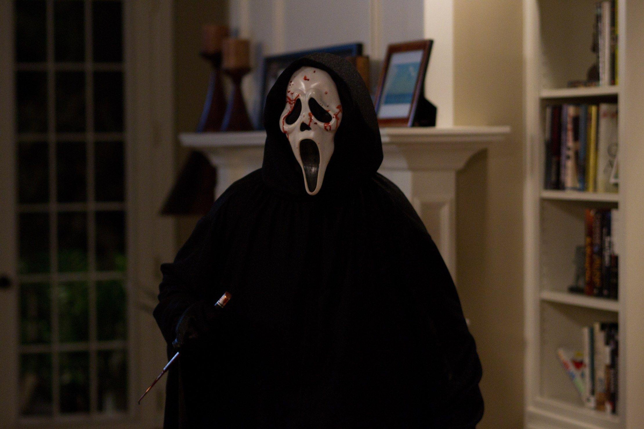 Blumhouse desmiente trabajar en el remake de 'Scream'