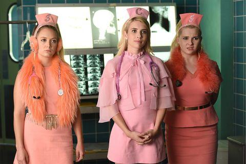 Scream Queens serie
