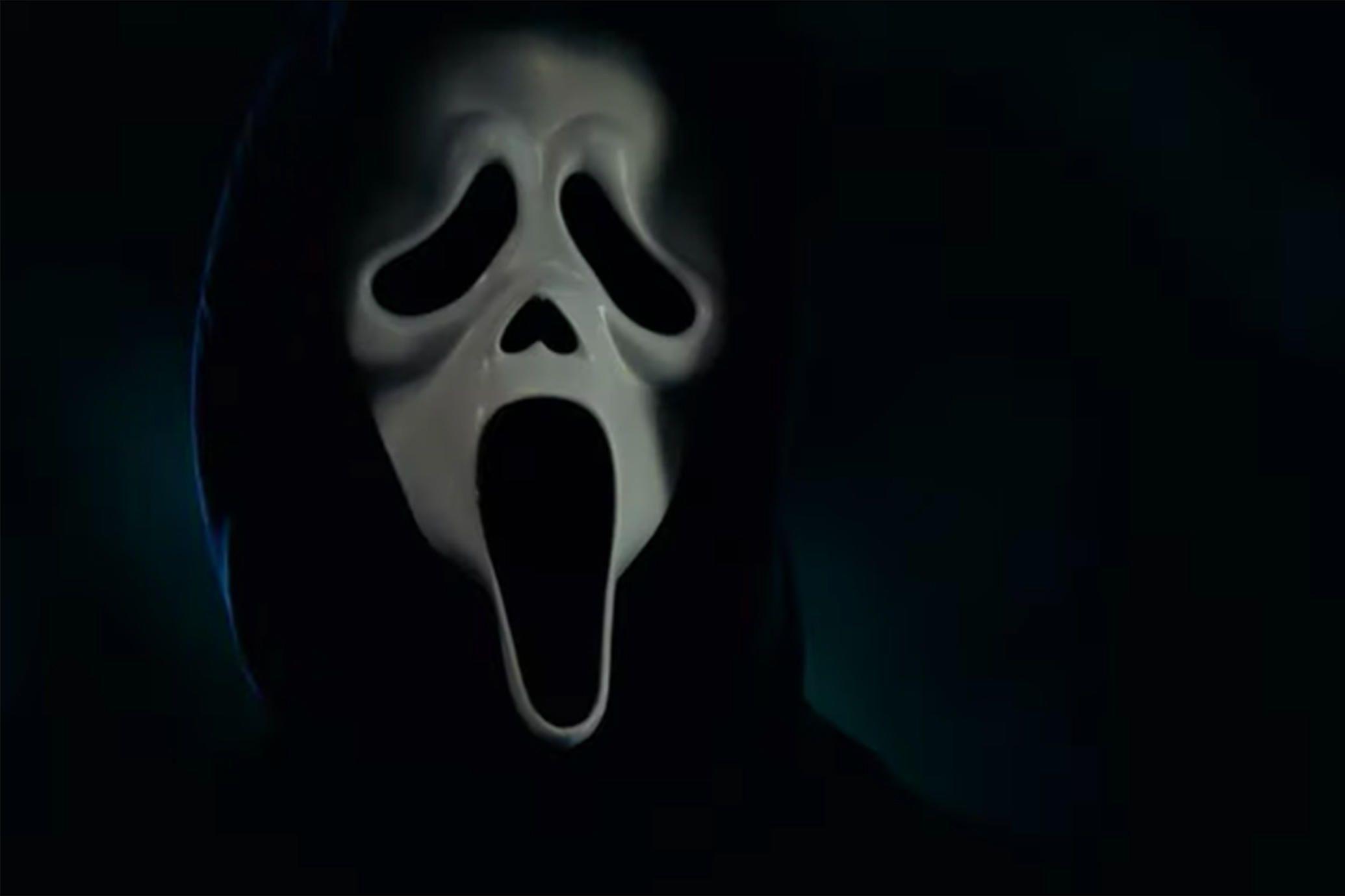 'Scream: Resurrection': tráiler y fecha de estreno