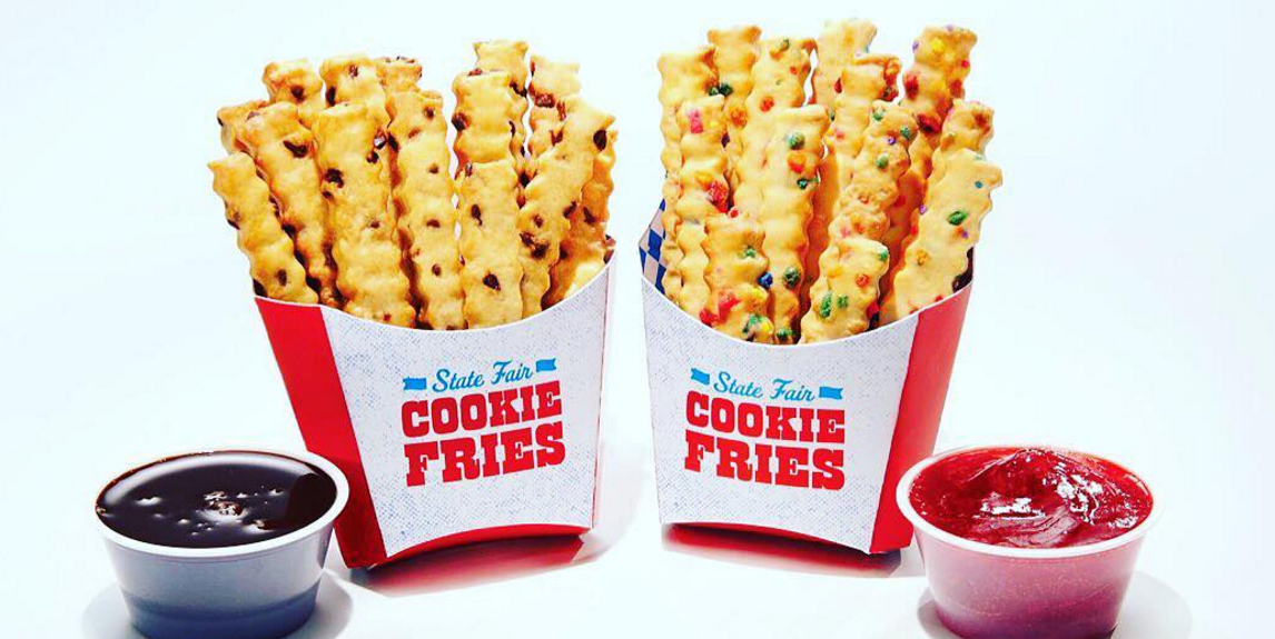 Cookie Fries Are Coming to a State-Fair-Inspired Restaurant Opening at a Texas Walmart