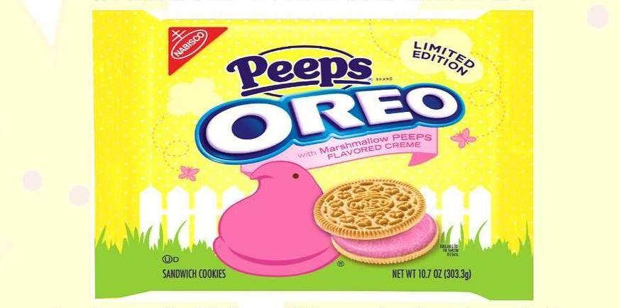 PeepsFlavored Oreos  Peeps Oreos Rumors