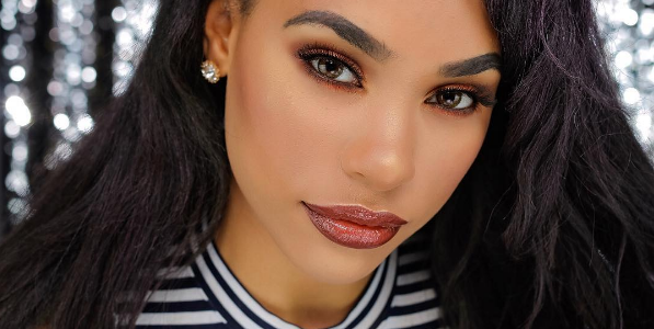 Can You Believe This Woman Did Her Entire Face of Makeup Using Only Dollar Tree Beauty Products?