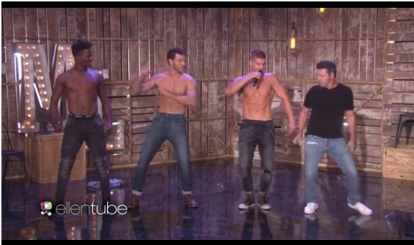 cosmopolitan.com - Magic Mike Dancers Are Here to Teach Your Man How to Strip