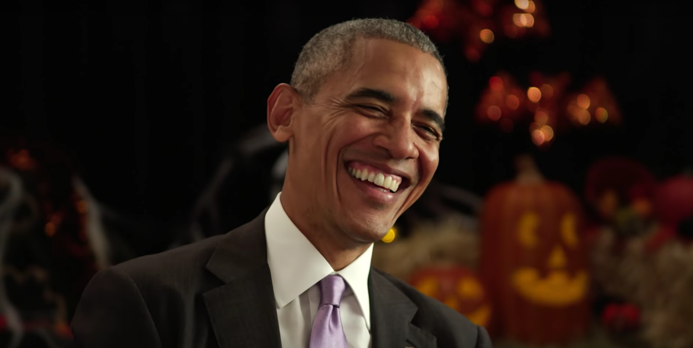 Watch President Obama's Hilarious Halloween Interview With Samantha Bee