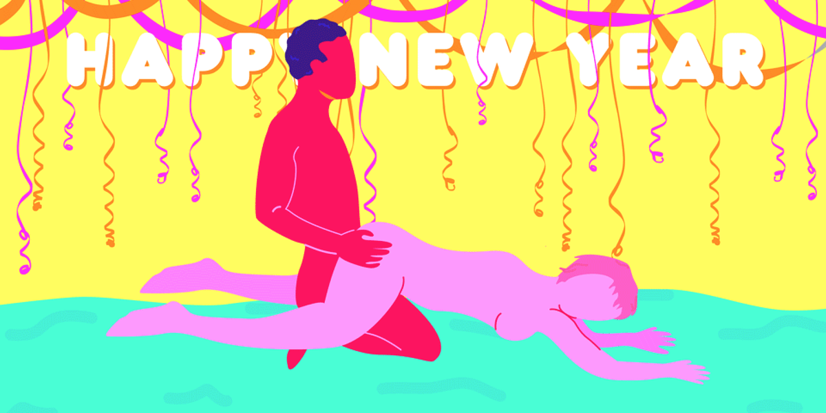 5 Celebratory Sex Positions To Start The New Year With A Bang-5392