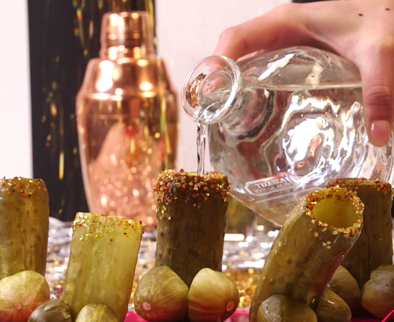 Your Bachelorette Party Needs These Penis Pickle Shots