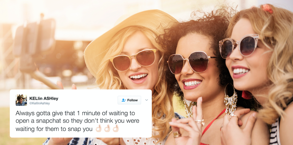12 Struggles of Snapchatting Your Crush