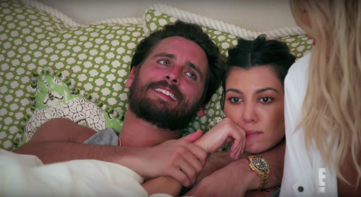 Scott Disick Admits Hes a Sex Addict In the Explosive Season 13 Promo for KUWTK