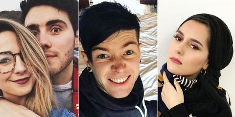 17e410c54cb The 10 most powerful UK social media stars - The UK s top YouTubers ...