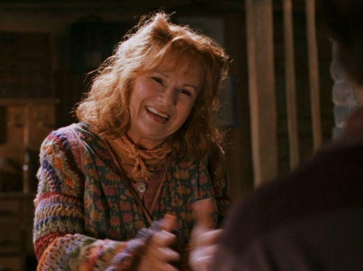 Molly Weasley, Harry Potter, film, movie, Weasleys,