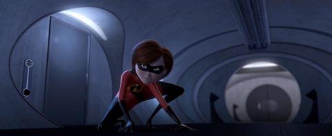 Helen Parr, Elastigirl, The Incredibles, screencap