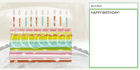 Starbucks Website Last Minute Birthday Presents