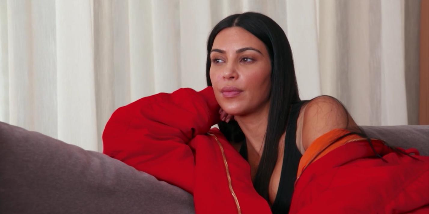 "Kim Suffers Panic Attack on This Week's Dark Episode of ""KUWTK"""