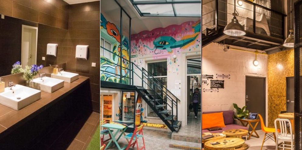 10 incredible hostels you can stay in for £10 or less
