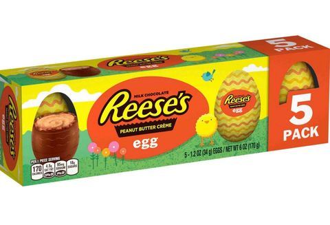 Reese's now do a peanut butter creme egg and ooh it sounds amazing
